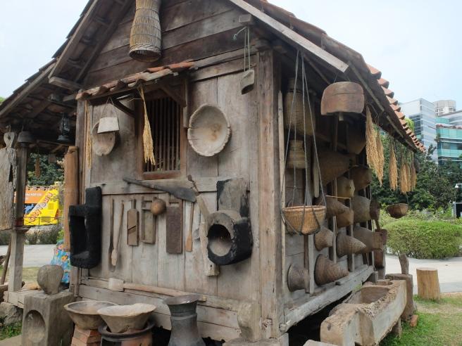 Lumbung Ilmu, Rosid 印尼傳統小木屋