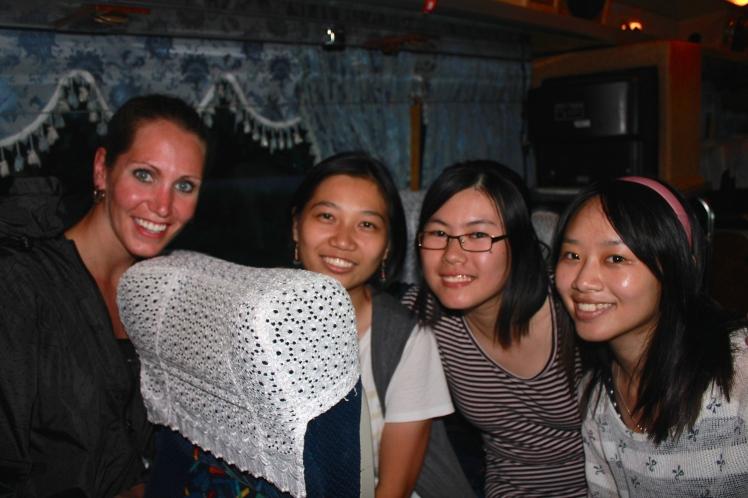 我們都是勇闖世界的女背包客!(Y)