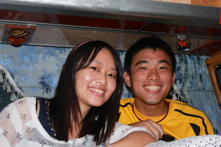 曾經一起旅行內蒙古的同學